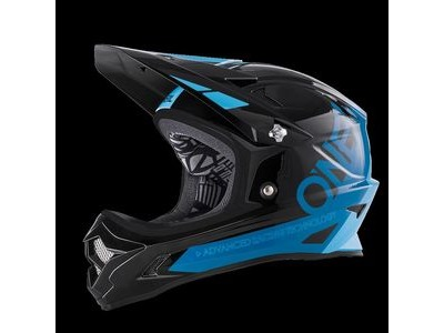 O Neal Backflip Full Face Helmet Bungarra Blue 61-62cm