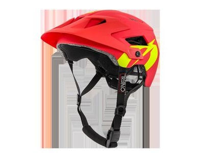 O Neal Defender 2 MTB Helmet Red