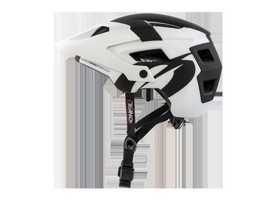 O Neal Defender 2 MTB Helmet White/Black