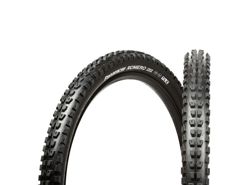 Panaracer Romero Tubeless Compatible Folding Tyre Black 29 click to zoom image