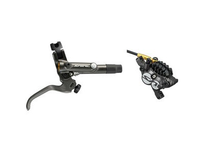 Shimano Saint BR-M820 Saint bled I-spec-B compatible brake with post mount calliper, rear